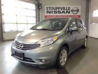 2014 Nissan Versa Note 1.6 SL Nissan Certified Pre Owned Rates f
