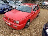 1997 Volkswagen Golf 1.4 L