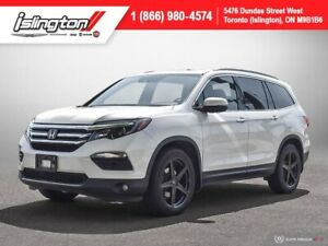 2016 Honda Pilot Touring **LOADED!!** NAV DUAL SUNROOF TV+++