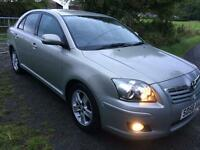 2006 56 Toyota Avensis 1.8 Vvti T3-X. 1 Year MOT With No Advisories, Immaculate Condition