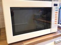 Panasonic 800W Microwave combi grill and oven