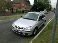 Vauxhall corsa - cheap insurance
