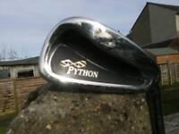 """Golf Irons """"snake eyes"""" Python"""