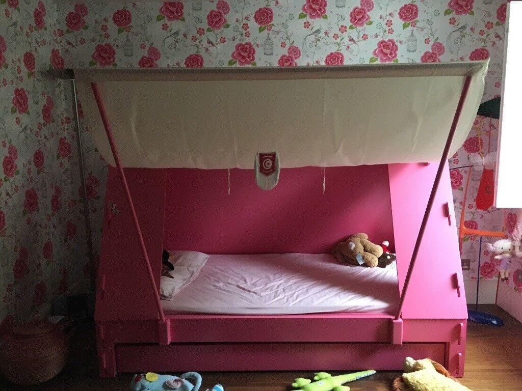 original girl's bed