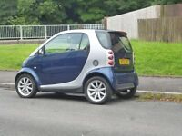 2005 Smart Fortwo passion 0.7l