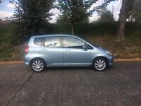 HONDA JAZZ AUTOMATIC 1.4SE 2006 FSH 9 SERVICE STAMPS MOT UNTIL JULY 2019 DRIVES WITHOUT ANY FAULTS!