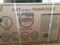 Brand new 14ft trampoline