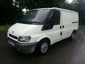 2004 54 FORD TRANSIT 2.0 TDCi 280 SWB ExecAir Pack Panel TOW BAR PLYLINED NO VAT TOW BAR PX SWAPS