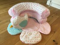 Mothercare Mat and Bumper with Bird