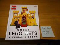 LegoSets: A Visual History Book