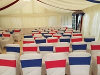 Chair Cover Hire, Venue Dressing and Event Hire