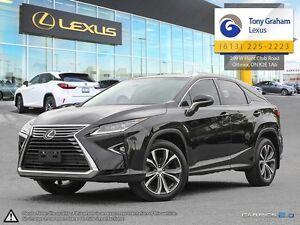 2016 Lexus RX 350 Luxury Pkg