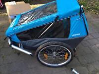 Croozer bike trailer for 1