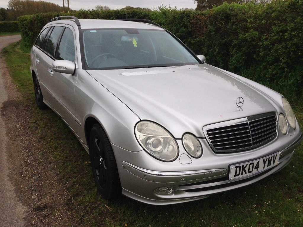 Mercedes E240 Estate Avantgarde | in Southampton ...
