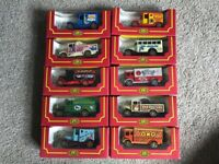 10 Cameo Diecast model cars 1994 for sale  Norwich, Norfolk