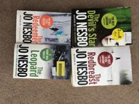 Books- crime- thriller - erica spindler, peter james, jo nesbo, tess gerritsen
