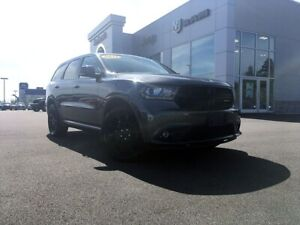 2017 Dodge Durango AWD - ONLY 50,000 KMS, LEATHER, SUNROOF, REAR