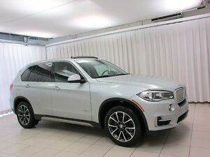 2016 BMW X5 35i x-DRIVE SUV W/ HEADS-UP DISPLAY, DIGITAL DASH,