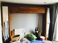 Wardrobe and cupboards FREE