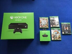 Xbox One Bundle (2015 Model) (OFFERS ACCEPTED)