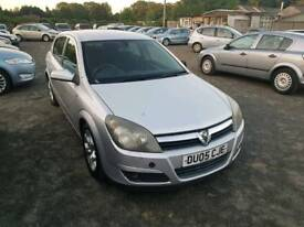 Astra SXITwinport 1.6L 5DR 1 year mot low mileage excellent condition