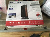 Netgear N750 Dual Band Router 2.4 and 5 GHz