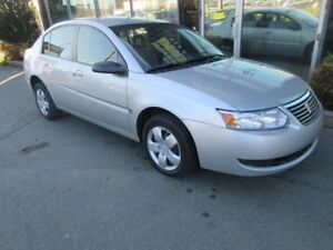 2007 Saturn Ion 1 SPORTY 5-SPEED SEDAN WITH ONLY 151K