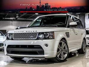 2012 Land Rover Range Rover Sport AUTOBIOGRAPHY|LOADED