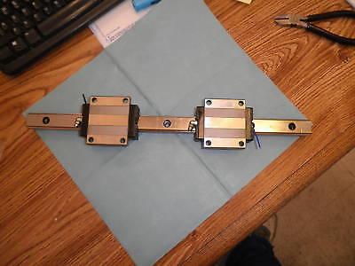 2 Nsk Lh25 Linear Tables On 16.5 Linear Rail