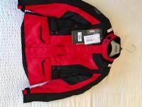 Ladies Revit motorbike jacket