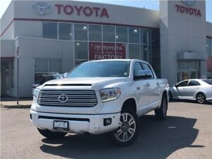 2016 Toyota Tundra Platinum|Newer Tires|New Brakes|TCUV