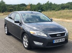 Ford Mondeo 2.0 TDCi Zetec Hatchback 5dr Diesel Manual 1 Previous Owner, F.S.History
