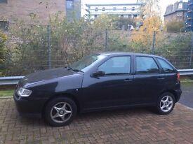 2001 SEAT IBIZA 1.4l Hatchback