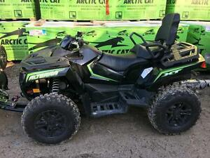 2017 Arctic Cat Alterra TRV 550 XT EPS (DEMO)
