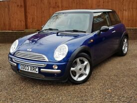 MINI COOPER SERVICE HISTORY MOT TILL 04/03/19 JUST BEEN SERVICED EXCELLENT EXAMPLE