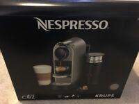 Nespresso KRUPS Citiz & Milk Coffee Machine