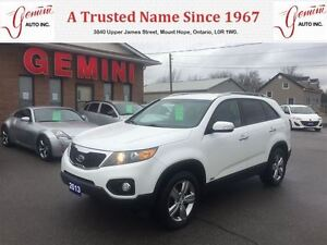 2013 Kia Sorento EX AWD Leather Camera Bluetooth