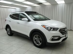 2017 Hyundai Santa Fe .9%W/HP SPORT AWD SUV w/ BLUETOOTH, HEATED