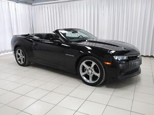 2014 Chevrolet Camaro RS COUPE CONVERTIBLE LT