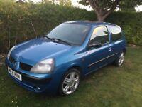 Renault Clio 1.2 Petrol 16v 2001