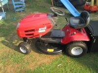 MTD RH115 B Ride Onn Lawnmower