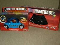 Hamster Hamtrac and Critter Cruiser