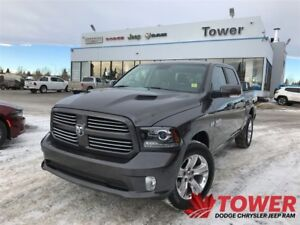 2016 Ram 1500 Sport-HEMI, UCONNECT, REMOTE START