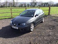 2007 seat ibiza 1.2 sport new mot, low miles