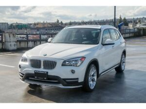 2015 BMW X1 Clean Low KM SUV, Navi, Leather, Langley