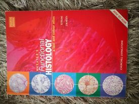 Medical students! Wheater's functional histology 4th edition