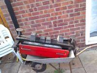 Jacking beam extra long one