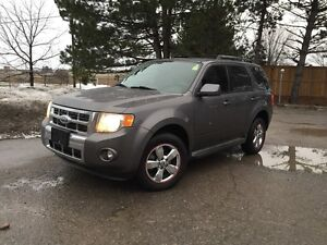 2009 Ford Escape Limited - 4WD - LEATHER - SUNROOF - BLUTOOTH