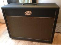 SUHR Badger 2x12 112 Deep Body guitar cab speaker cabinet with Veteran 30s / TRADE