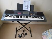 Casio WK1200 Keyboard.